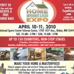 Home Show Blaine MN April 10-11