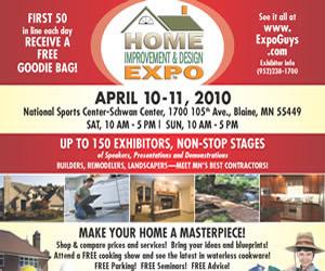 Home Show Blaine MN April 10-11