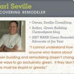 Carl Seville - GBA Advisor