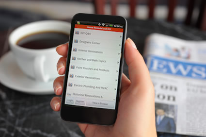 Smartphone Remodeling Apps