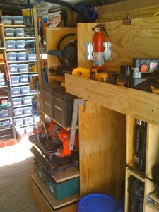 The Most Organized Tool Trailer In World Remodel Crazy