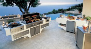 California Outdoor Kitchen